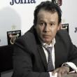 """Juan Reynoso: """"Hoy somos protagonistas"""""""