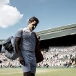 La historia de la caída sobre hierba de Roger Federer se repite