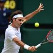 Wimbledon 2016 - Tutto facile per Federer: 3-0 a Johnson sul centrale