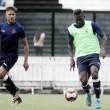 Riascos demonstra gratidão à torcida e espera evolução para ajudar Vasco na Taça Rio