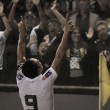 Ricardo Oliveira faz três, Santos bate Gama e vai às oitavas da Copa do Brasil