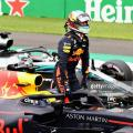 2018 Mexico GP Qualifying: Ricciardo pole as Red Bull rampant