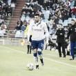 Diego Rico, el mejor frente al CD Tenerife según la afición