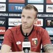 """Genoa, Rigoni su Juric: """"E' contagioso, ci chiede intensità e intelligenza"""""""