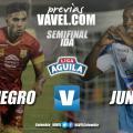 Previa Rionegro Águilas vs Junior: los 'dorados' a seguir levantando vuelo