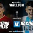 Previa Rionegro Águilas Vs Racing Club: los 'dorados' buscan salvar el semestre ante la 'academia'