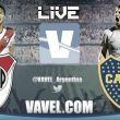 River Plate vs Boca Juniors Live Stream and Score of Football