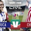 Pachuca vs Chivas en vivo y online en Final Liga MX Femenil 2017