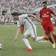 Traspiés blanco en su debut en la International Champions Cup