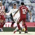 Casemiro marca, mas Real Madrid perde de virada para Girona em pleno Santiago Bernabéu