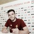 Liverpool anuncia lateral Andrew Robertson, ex-Hull City