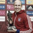 Arjen Robben named Dutch Sports Personality of the Year