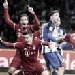 Bundesliga - Lewandowski salva il Bayern: caos a fine partita