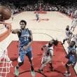 Rockets vencen a los complicados Timberwolves