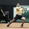 Cartão de visitas! Na estreia em Roland Garros, Rogerinho vence maratona contra Youzhny