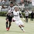"""Róger Guedes vê empate com Tupi """"de bom tamanho"""" e prega foco no Figueirense pela Copa do Brasil"""