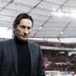 Mesmo com empate, Roger Schmidt parabeniza empenho do Leverkusen contra o Bayern