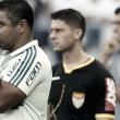 """Roger critica árbitro após revés do Palmeiras: """"Se o pênalti foi dado pela ferida, aí é um equívoco"""""""