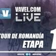 Etapa 1 del Tour de Romandía en vivo: Aigle - Champéry 2017
