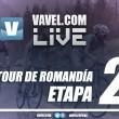 Etapa 2 del Tour de Romandía en vivo: Champéry - Bulle 2017