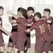 La Roma se agarra a la Youth League ante las derrotas de Nápoles y Juventus