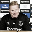 """Ronald Koeman elogia Everton após vitória na UEL: """"Jogo importante e eles foram bem"""""""
