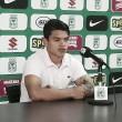 "Ronaldo Lucena: ""Atlético Nacional me ha servido muchísimo, he aprendido muchas cosas"""