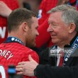 """Great servant"" Rooney congratulated on Manchester United record by Sir Alex Ferguson"