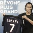 Brazilian international Rosana signs for Paris Saint-Germain