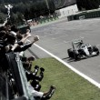 Belgian GP: Rosberg dominates action-packed race to cut the gap to Hamilton to nine points