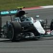 Qualifiche Cina, guizzo di Rosberg