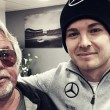Nico Rosberg, el 'hijo de campeón' que se ganó un puesto en el Olimpo