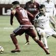 """Javi Ros:""""El equipo ha hecho ocasiones como para ganar el partido"""""""