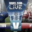 El PSV saca un valioso punto de su visita a Rusia
