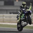 Vuelta al 2015. GP Qatar: Valentino Rossi lidera el triplete italiano