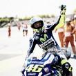 MotoGP: Rossi vence em dia de emoções fortes