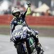 Vuelta al 2015. Gran Premio de Gran Bretaña: recital de Rossi en el adiós de Márquez
