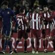 Carrasco decide mais uma vez e Atlético de Madrid bate Rostov fora de casa