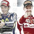 Ferrari, Rossi, Ducati: Rosso di sera, bel tempo di sera