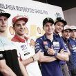 Rueda de prensa Gran Premio de Malasia de MotoGP 2015