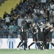 'Herói' na Romênia, Ricardo Rodríguez festeja gol que garantiu a vantagem do Milan na UEL
