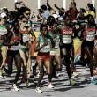 Sumgong estrena a Kenia en la maratón