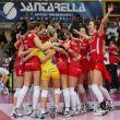 Coppa Italia A1 Femminile: il tabellone della fase finale