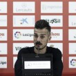 """Rubén de la Barrera: """"Me hubiese gustado seguir en la Copa"""""""