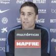 """Rubi: """"El Espanyol tiene un equipo muy competitivo"""""""