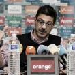"""Katsikaris: """"Tenemos que controlar defensivamente el partido"""""""