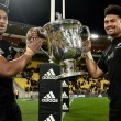 Los All Black aplastan a Australia