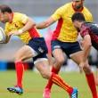 Leves modificaciones del rugby tradicional en el 'seven'