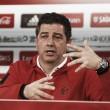 """Rui Vitória : """"Vamos a Estoril a ganar"""""""