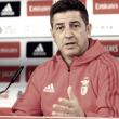 """Rui Vitória: """"No eramos los mejores antes, ni somos los peores ahora"""""""